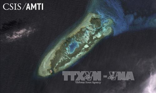 Mer Orientale : Les Etats-Unis reiterent leur appel a un reglement pacifique des differends hinh anh 1