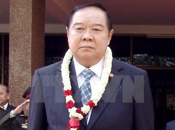 La Thailande et le Myanmar conviennent de doubler leurs echanges commerciaux hinh anh 1