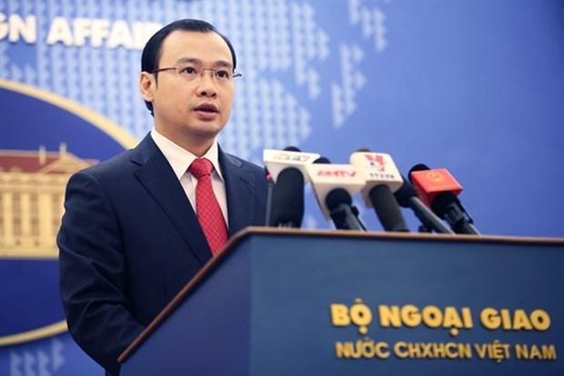 Mer Orientale: le Vietnam espere une decision equitable et objective de la CPA hinh anh 1