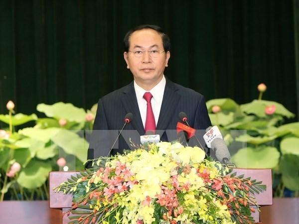 Ho Chi Minh-Ville appelee a tenir la cle du developpement national hinh anh 1