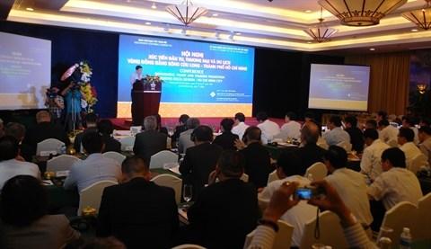 Le delta du Mekong et HCM-Ville unis pour lancer un appel aux investisseurs hinh anh 1