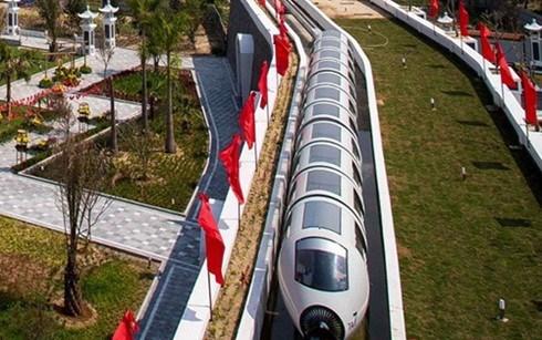 HCM-Ville : 8.400 milliards de dongs pour le projet de construction du monorail N°3 hinh anh 1