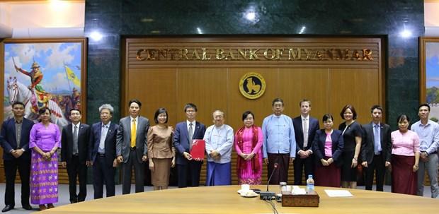 La BIDV obtient une licence bancaire pour operer au Myanmar hinh anh 1
