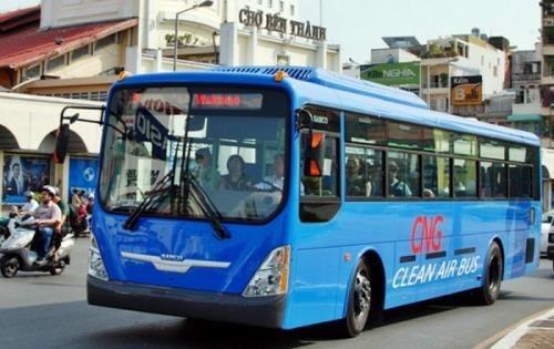 Augmentation de l'utilisation des vehicules alimentes au gaz naturel comprime hinh anh 1