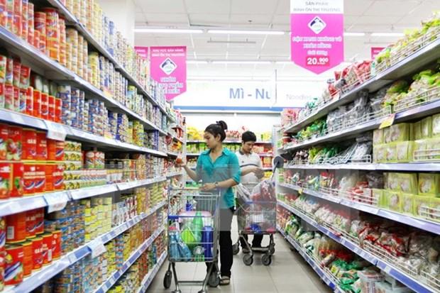 Les distributeurs apprecient le marche vietnamien de detail hinh anh 1