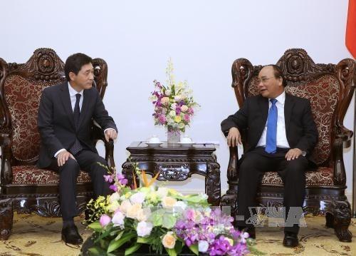 Le Vietnam souhaite accueillir plus d'investisseurs sud-coreens hinh anh 1