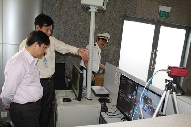 Pour assurer la securite nucleaire a l'aeroport international de Da Nang hinh anh 1
