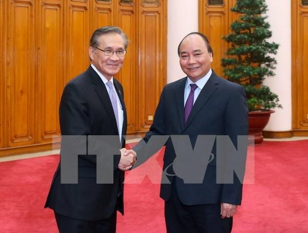 Le Premier ministre recoit le ministre thailandais des Affaires etrangeres hinh anh 1