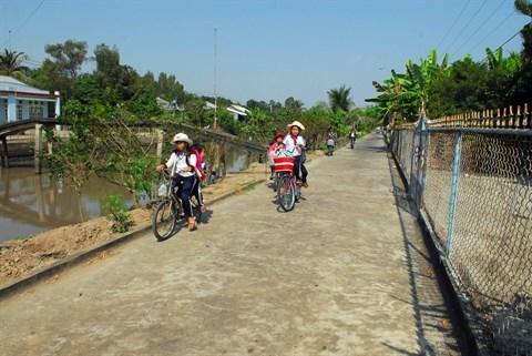 Succes de la Nouvelle ruralite a Ho Chi Minh-Ville hinh anh 1