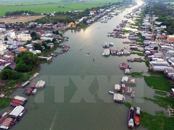 Colloque sur le developpement du tourisme du delta du Mekong hinh anh 1