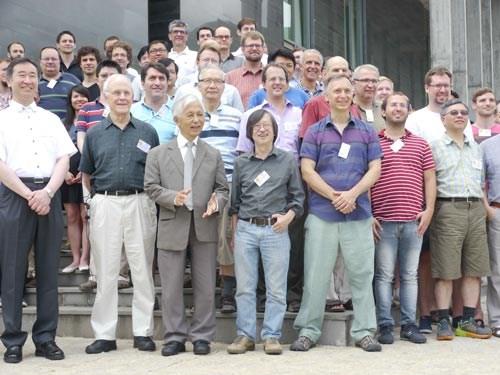 Seminaire international sur la physique des particules, la theorie des cordes et la cosmologie hinh anh 1