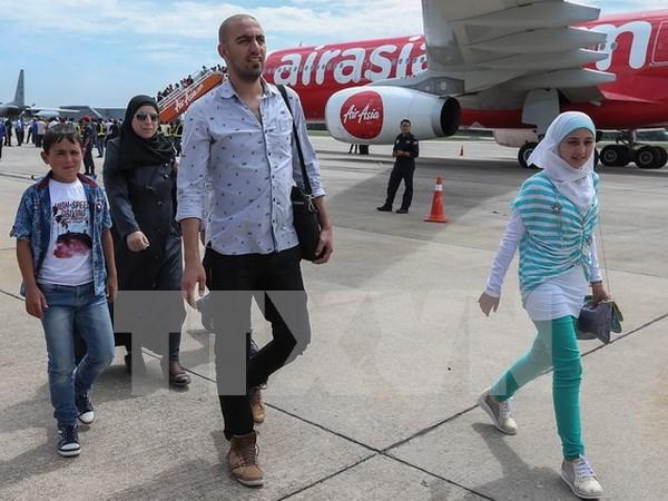 La Malaisie interdit l'entree des anciens prisonniers condamnes pour terrorisme hinh anh 1