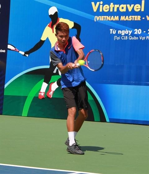 Tournoi international de tennis U18 hinh anh 1
