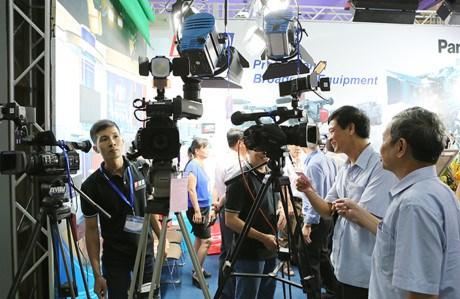 Ouverture de la 4e edition du Telefilm a Hanoi hinh anh 1