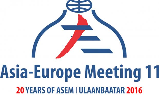 Ouverture du 11e Sommet Asie-Europe en Mongolie hinh anh 1
