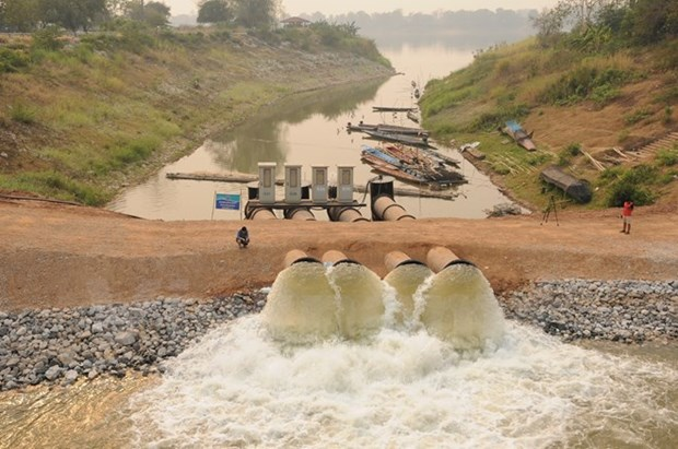 Un seminaire sur les technologies de l'eau et l'environnement a HCM-Ville hinh anh 1