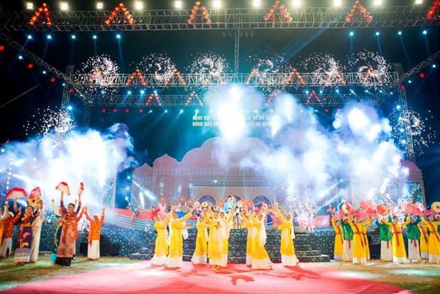 Ouverture de la Fete culturelle, sportive et touristique des Cham 2016 hinh anh 1
