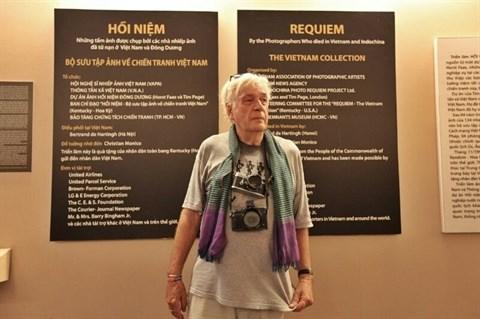 Tim Page, «legende vivante» de la guerre du Vietnam hinh anh 1
