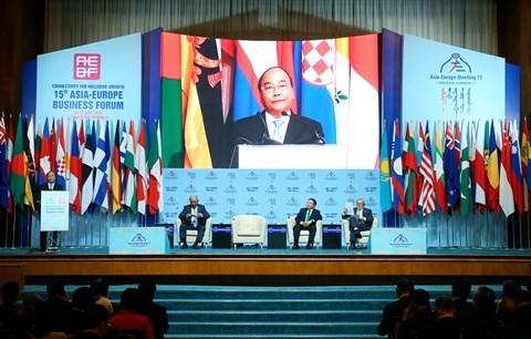 Le Vietnam booste ses liens avec la Mongolie, fait des propositions a l'ASEM 11 hinh anh 1