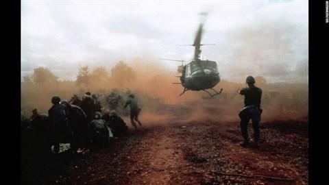 Tim Page, «legende vivante» de la guerre du Vietnam hinh anh 2