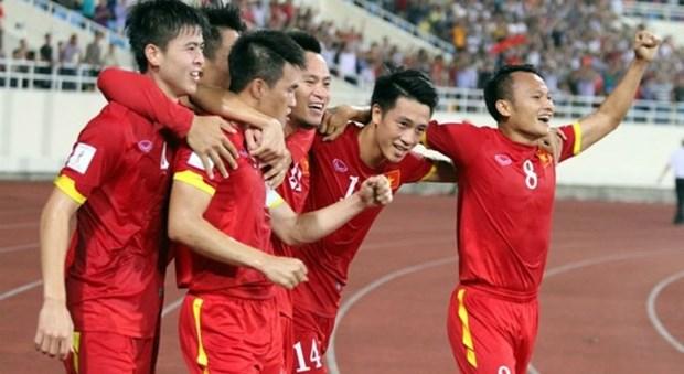 Le Vietnam perd six places sur le classement de la FIFA hinh anh 1