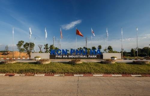 La ZI de Phu Ha, destination attrayante pour les investisseurs japonais hinh anh 1