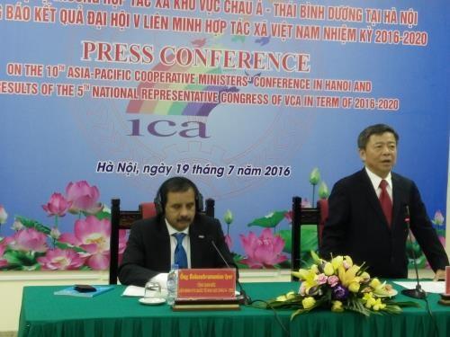 Renforcement de la cooperation entre gouvernement et cooperatives hinh anh 1