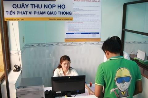 Mise en place d'un nouveau service a la poste a Ho Chi Minh-Ville hinh anh 2