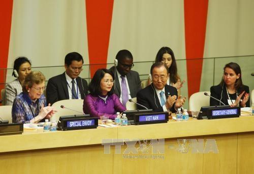 Le Vietnam a la Conference de l'ONU sur les changements climatiques hinh anh 1