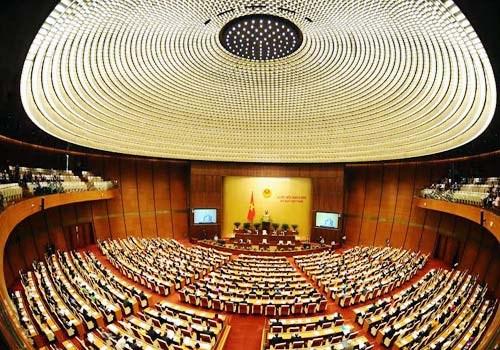 La premiere session de l'Assemblee nationale va commencer bientot hinh anh 1