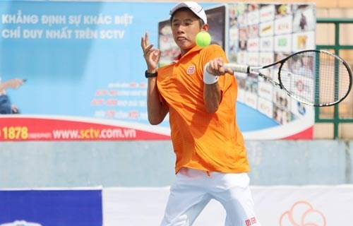 Tournoi international de tennis U18 ITF groupe 5-2016 hinh anh 1