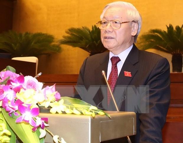 Premiere session de l'AN : pour entrer de plain-pied dans le nouveau mandat hinh anh 2