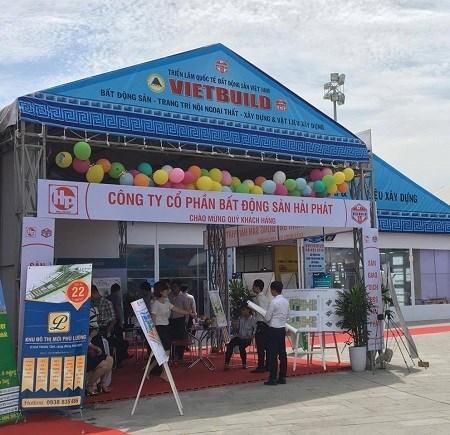 Ouverture du salon international de l'immobilier VNREA Expo 2016 a Hanoi hinh anh 1
