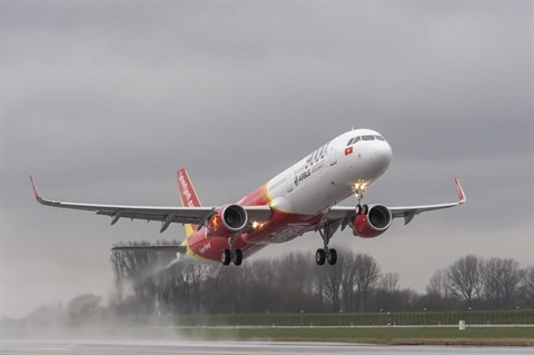 Aviation : Vietjet propose un million de billets a seulement 0 dong hinh anh 1