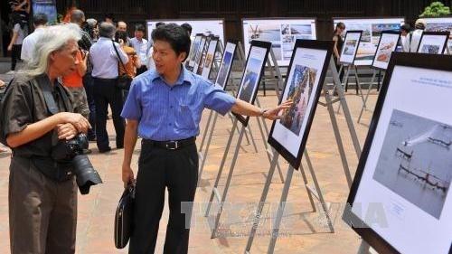 Remise des prix du concours de photos sur les rivieres vietnamiennes hinh anh 1