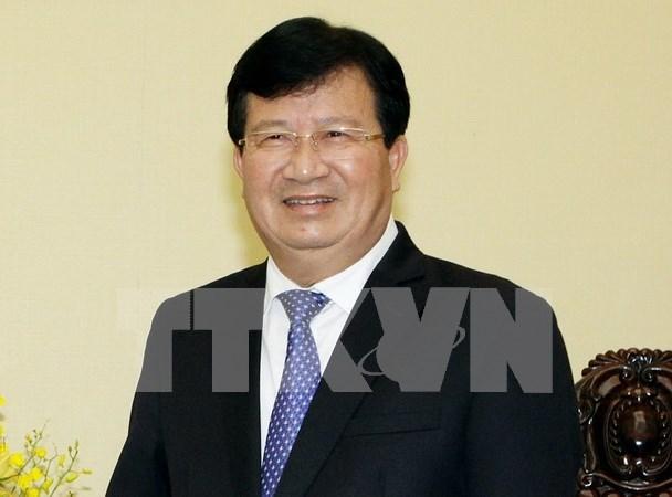 Cooperation Vietnam-Laos dans l'energie et les mines hinh anh 1