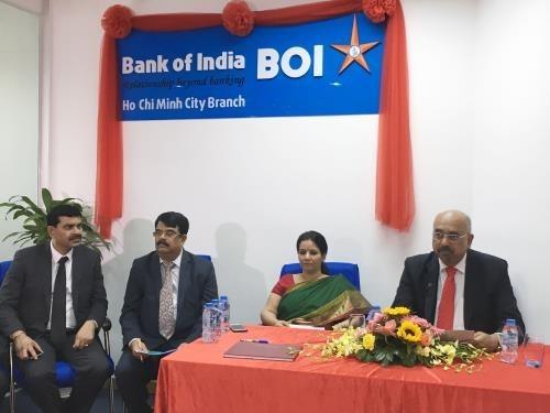 Des banques indienne et japonaise presentes au Vietnam hinh anh 1