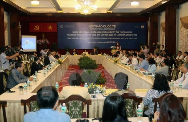 Plusieurs propositions juridiques pour regler les differends en Mer Orientale hinh anh 1