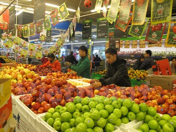 L'Indice des prix a la consommation en legere hausse en juillet hinh anh 1