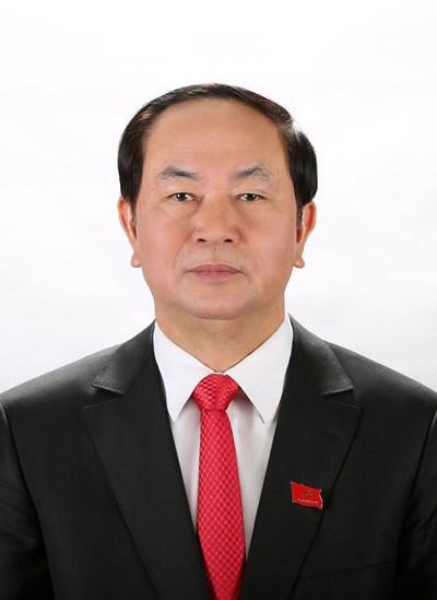 Biographie du president vietnamien Tran Dai Quang hinh anh 1