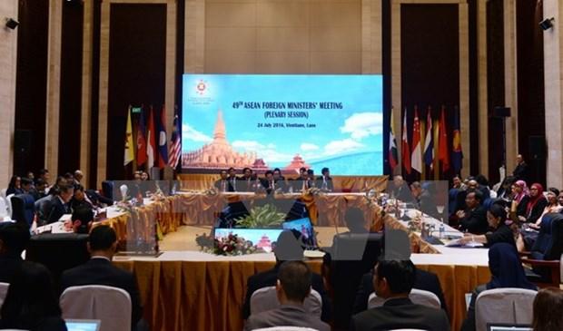 L'ASEAN renforce sa cooperation avec ses partenaires hinh anh 1