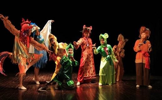 Le Vietnam au Festival mondial des arts sceniques pour enfants au Japon hinh anh 1