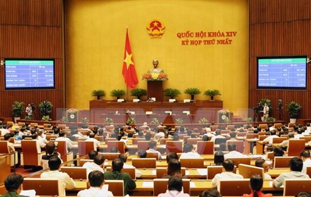 Assemblee nationale : les elections de postes importants continuent aujourd'hui hinh anh 1