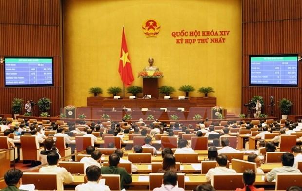 La 1ere session de l'AN (14e legislature) se clotura vendredi apres-midi hinh anh 1