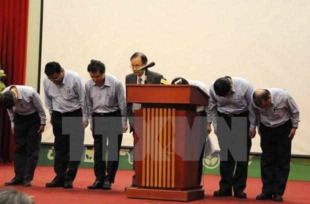 Plusieurs deputes inquiets de l'affaire de l'acierie Formosa hinh anh 1