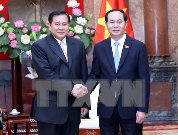 Le Vietnam tient en haute estime ses relations avec la Thailande hinh anh 1