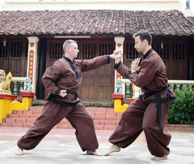 Cloture des premiers Championnats du monde d'arts martiaux traditionnels vietnamiens hinh anh 1