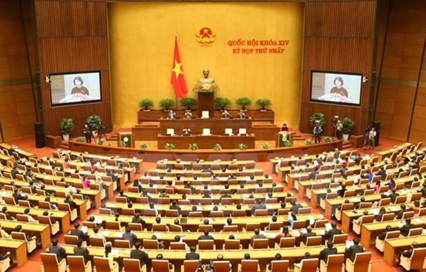 La 1ere session de la XIVe legislature de l'AN a vide son ordre du jour hinh anh 1