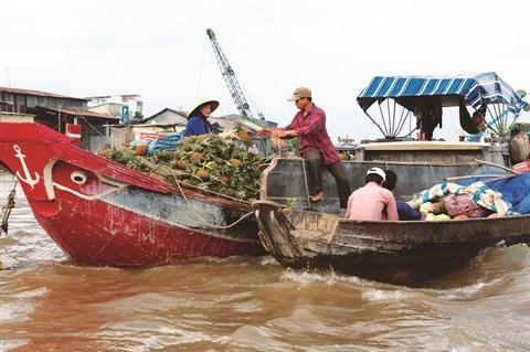 A la (re)decouverte du marche flottant de Cai Rang hinh anh 2