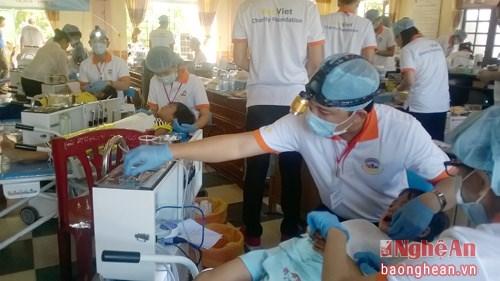 Programme de charite pour les pauvres et victimes de l'agent orange hinh anh 1